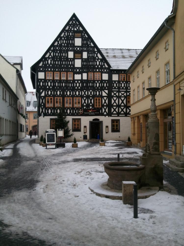 Fachwerkhaus, Weimar