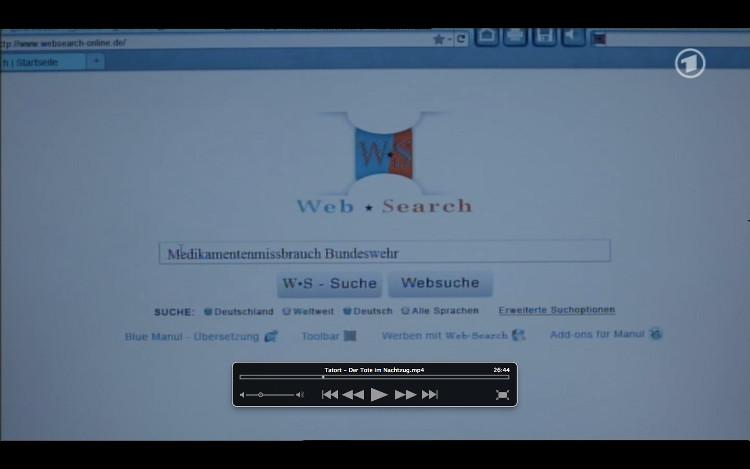 Tatort: Der Tote im Nachtzug (ARD, 2011), Screenshot von daMax